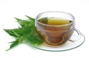 Зелёный чай для похудения