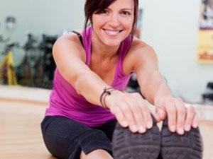 Упражнение Шлюпка поможет вам добиться хорошей растяжки