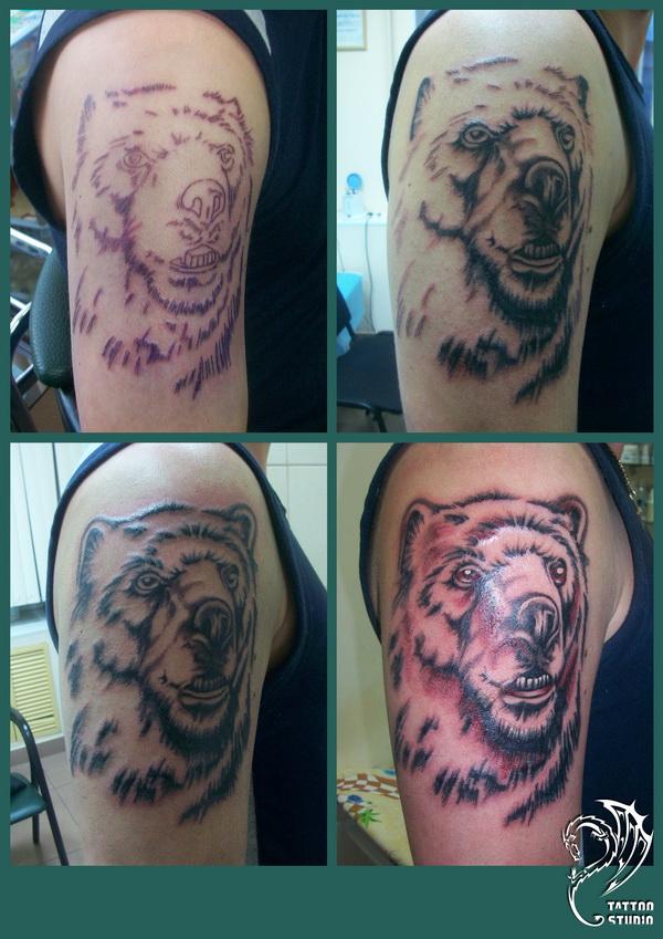 Вы просматриваете изображения у материала: Tattoo Studio